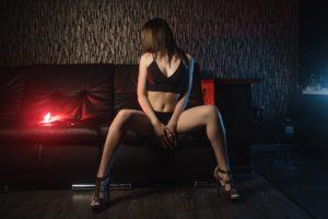 Искусство эротического массажа